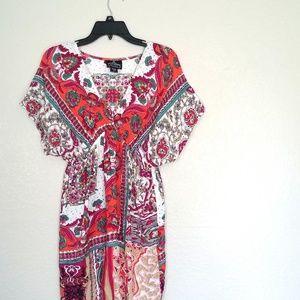 Boho tunic